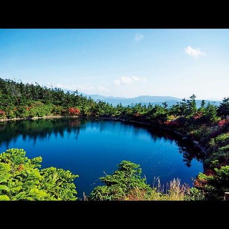 八幡平山頂散策路