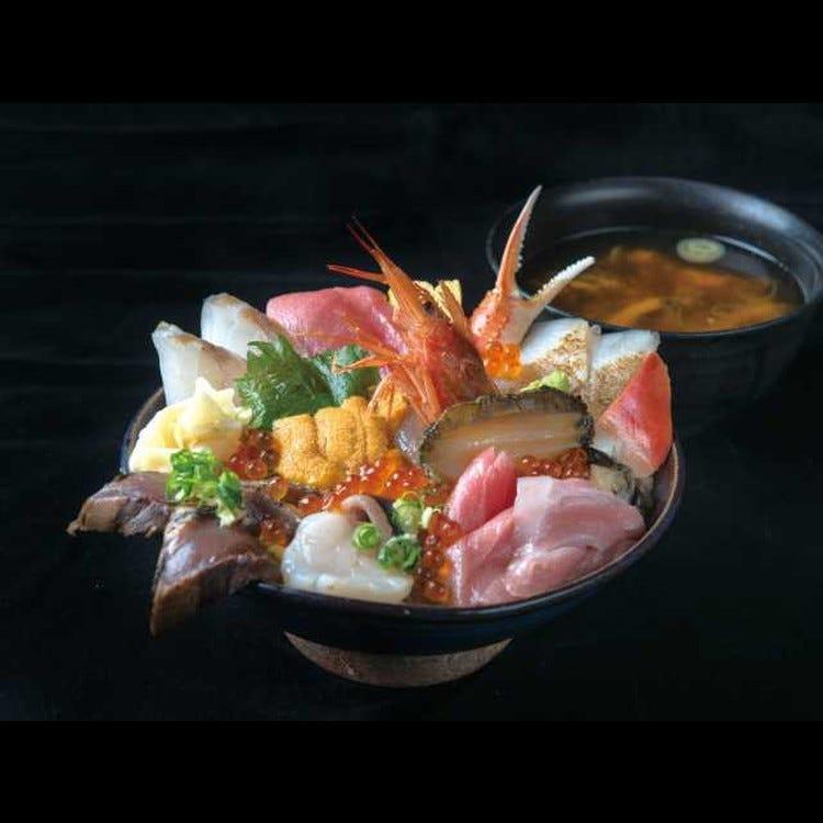 생선시장 오카세이