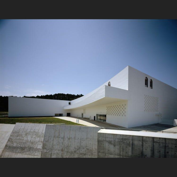 青森縣立美術館