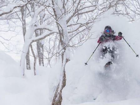 Mt.Naeba / Kagura滑雪场