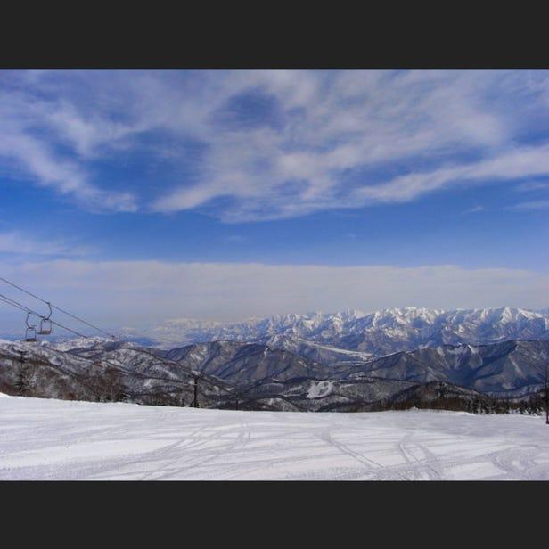 Mt.Naeba / 카구라스키장