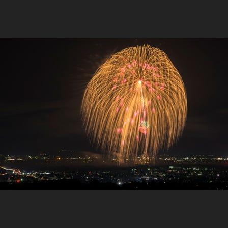 長岡祭大煙火大會