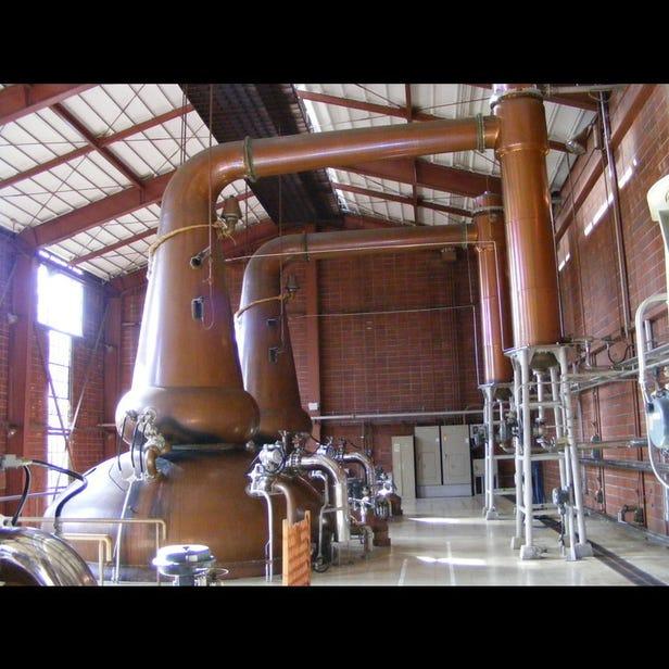 Nikka Whisky Sendai Distillery