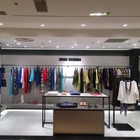 The JUNKO SHIMADA Matsuya Ginza flagship store