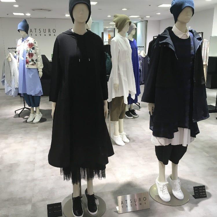 ATSURO TAYAMA西武渋谷店
