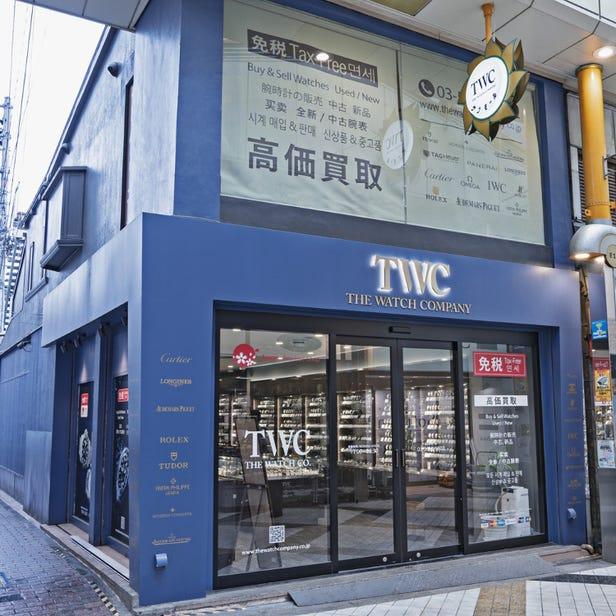 THE WATCH COMPANY TOKYO
