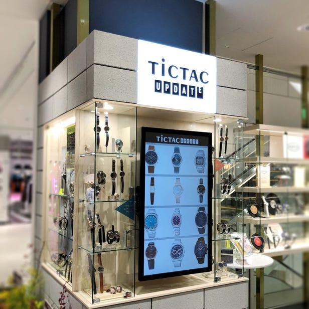 TiCTAC update SHIBUYA PARCO