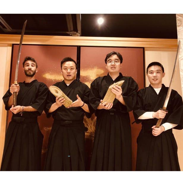 サムライ体験道場「LAST SAMURAI」