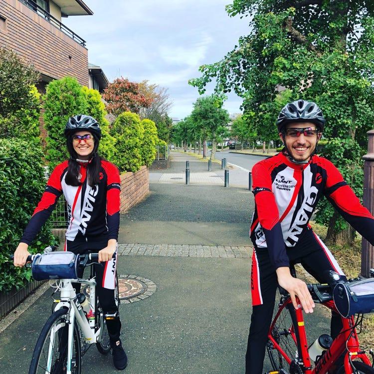 Narita Cycling Tour