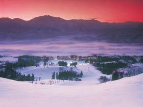 上越国际滑雪场
