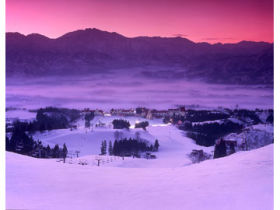 上越國際滑雪場