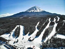 富士天滑雪度假村