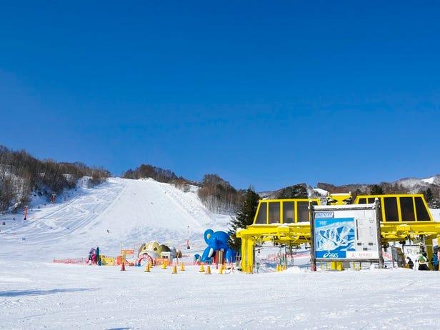 KATASHINA高原滑雪场