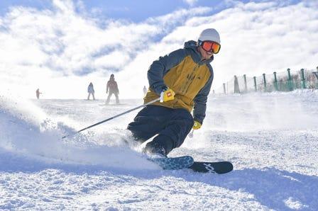 GALA湯澤滑雪場