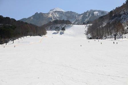 裡磐梯滑雪場