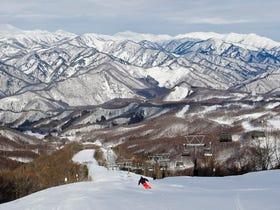 水上宝台树滑雪场