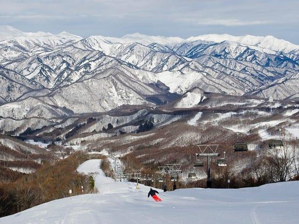 Minakami Hodaigi Ski Resort