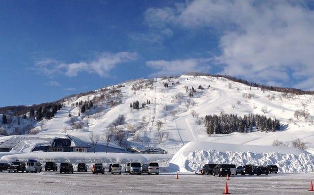シャルマン火打スキー場