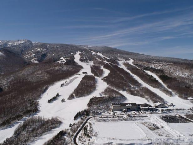 PALCALL嬬戀滑雪度假村