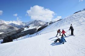 Yuzawa Park Ski Resort