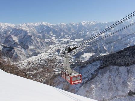 湯澤高原滑雪場