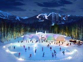 星野度假村TOMAMU滑雪场