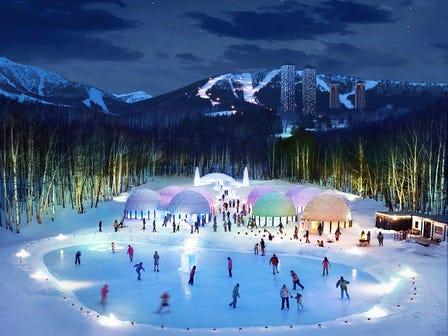 星野度假村TOMAMU滑雪場
