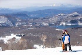 玉原滑雪公園