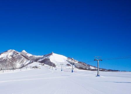 岩原滑雪场
