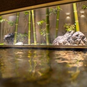 スーパーホテルPremier大阪・本町 【天然温泉 秀吉ゆかりの天下取りの湯 】