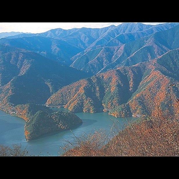 Lake Okutama