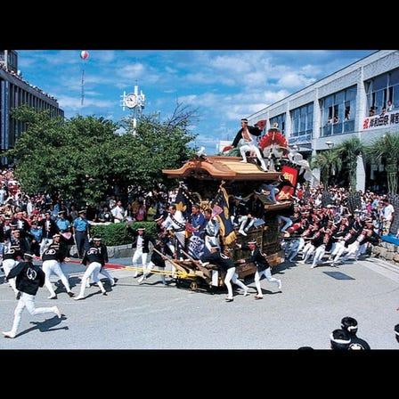岸和田DANJIRI祭 (岸和田山車祭)