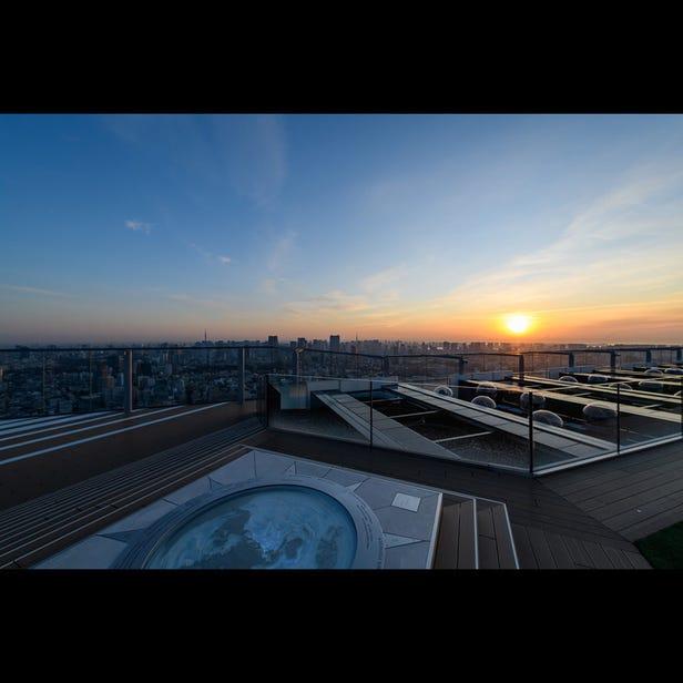 SHIBUYA SCRAMBLE SQUARE ・SHIBUYA SKY