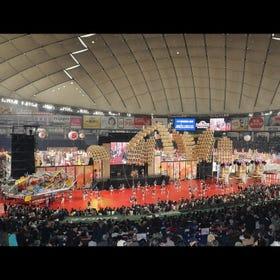 當地祭典在東京ー日本特色祭典・在地故鄉美味齊聚一堂ー