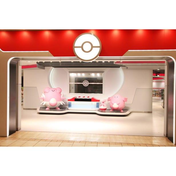 Pokémon Center MEGA TOKYO & Pikachu Sweets