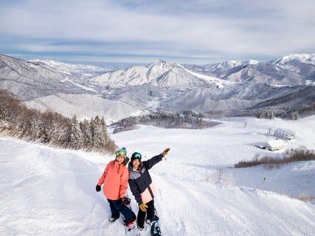 神立高原滑雪場