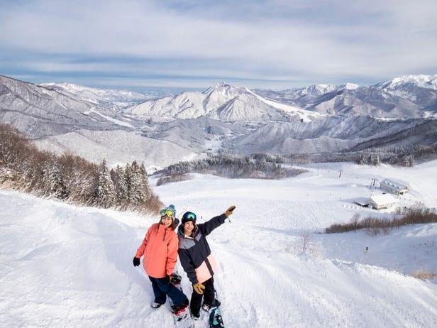 Kandatsu Kogen Ski Resorts