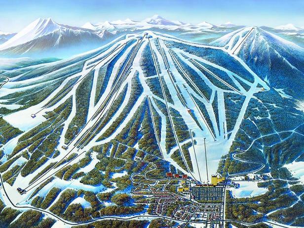 安比高原滑雪場