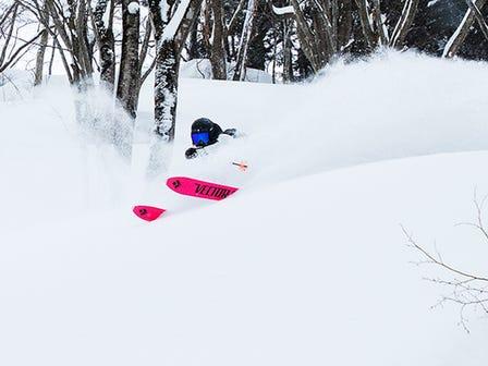 汤泽中里滑雪场