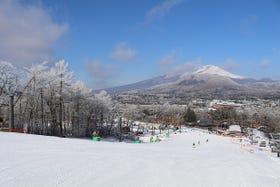 轻井泽王子酒店滑雪场