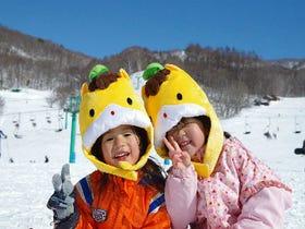 Minakami Kogen Fujiwara Ski Resort