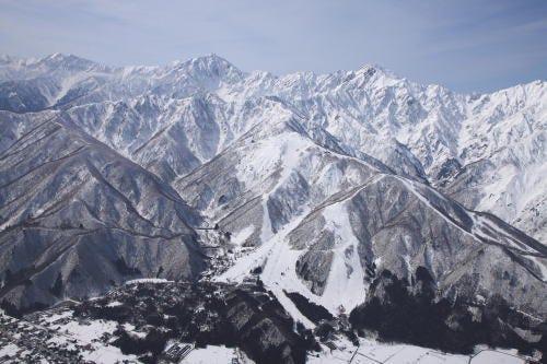 白马五龙滑雪场