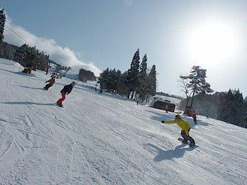 鷲岳滑雪場