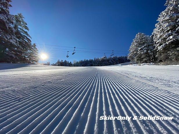 布兰奇(BLANCHE)高山滑雪度假村