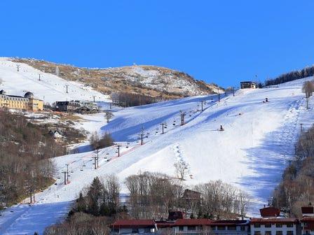 白桦湖皇家山