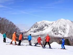 Kurobushi Kogen Snow Park Jangle Jungle