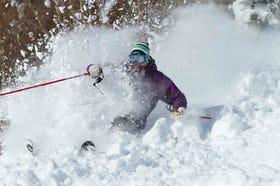 志贺高原烧额山滑雪场
