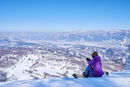 斑尾高原滑雪场