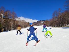 SUNMEADOWS清里滑雪场