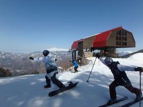 信州松本野麥峠滑雪場